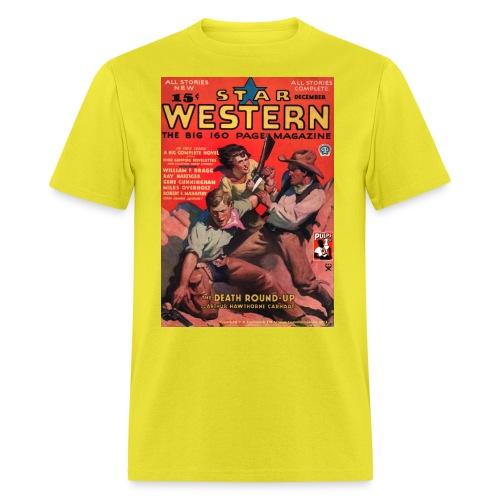 193412300dpcroppedtouchediscaledlogocopy - Men's T-Shirt