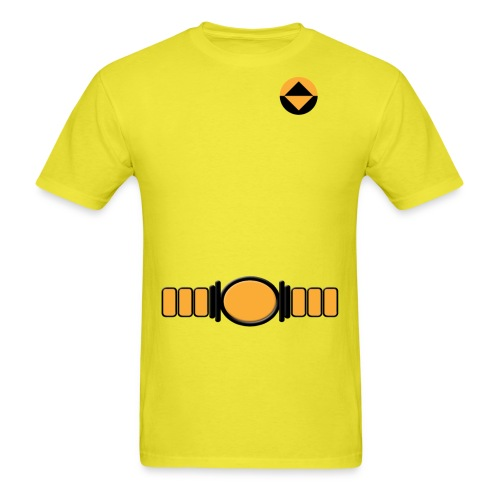 OLD Bobs Chest01 png - Men's T-Shirt