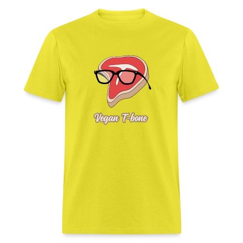 Vegan T bone - Men's T-Shirt