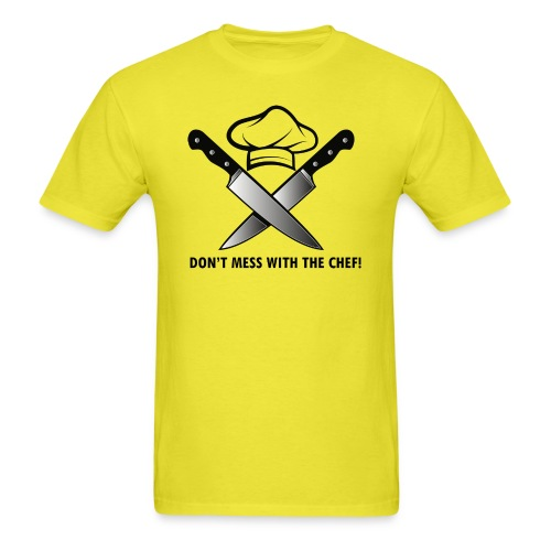 myChef 4 - Men's T-Shirt