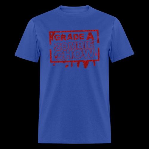 Grade A Zombie Chow - Men's T-Shirt