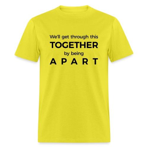 Overcome Covid19 - Men's T-Shirt