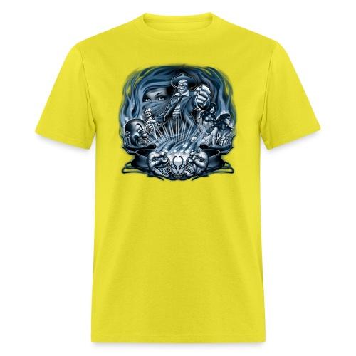 Pachuco Smoke by RollinLow - Men's T-Shirt