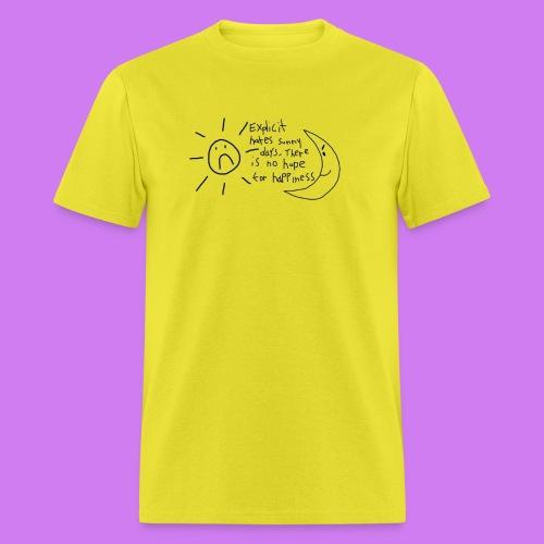 sunmoon - Men's T-Shirt