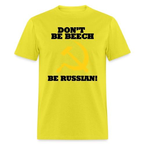 fpsrussiabeechshirt - Men's T-Shirt