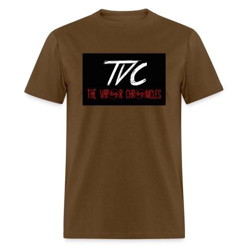 TVC Simple Red jpg - Men's T-Shirt