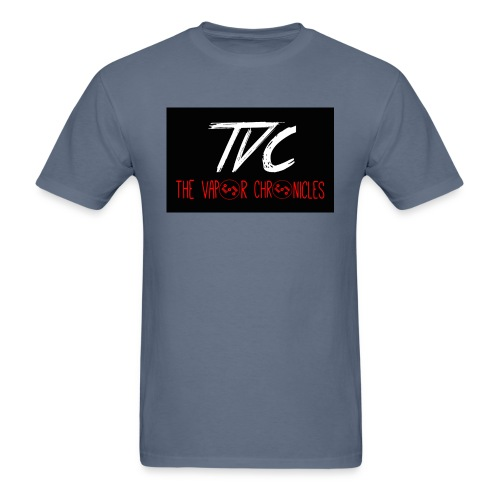 TVC Simple Red jpg - Men's T-Shirt