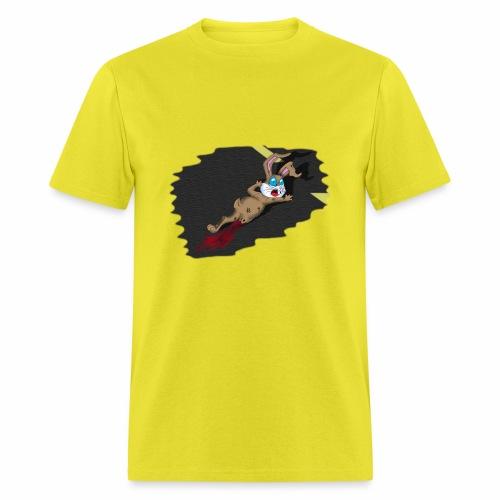 Bunny Bob on the Road - Men's T-Shirt