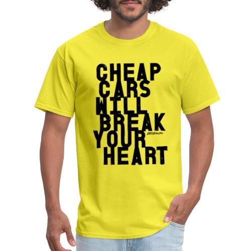Cheap car - Men's T-Shirt