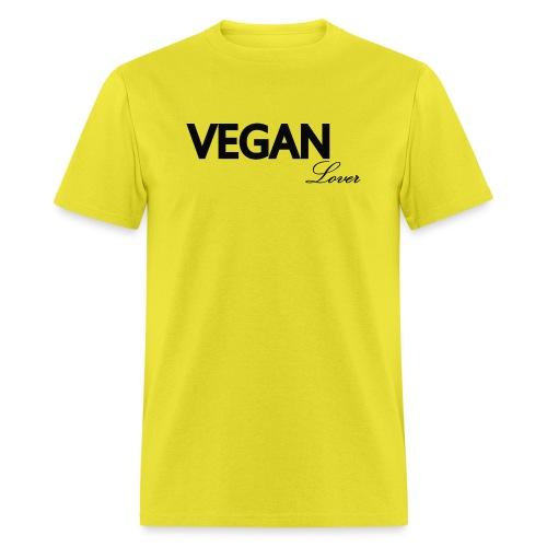 Vegan Lover - Men's T-Shirt