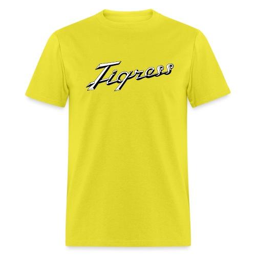 Triumph Tigress script - AUTONAUT.com - Men's T-Shirt