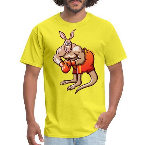 Olympic Boxing Kangaroo - Men's T-Shirt