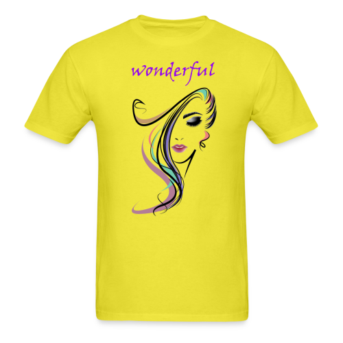 WONDERFUL - Men's T-Shirt
