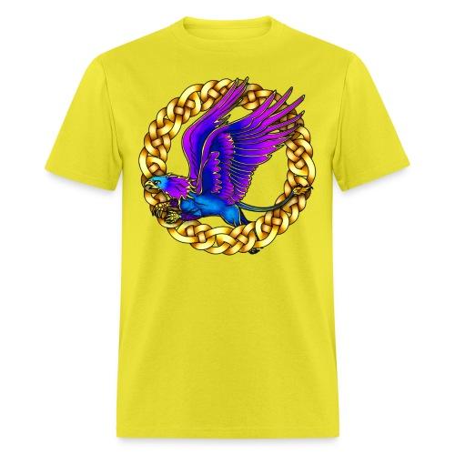 Royal Gryphon - Men's T-Shirt
