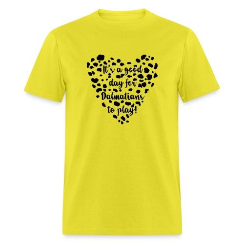 Dalmatians Play - Men's T-Shirt