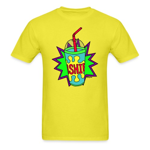 Retro Slushie - Men's T-Shirt