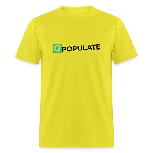 DpopuLate Shirt 2 - Men's T-Shirt