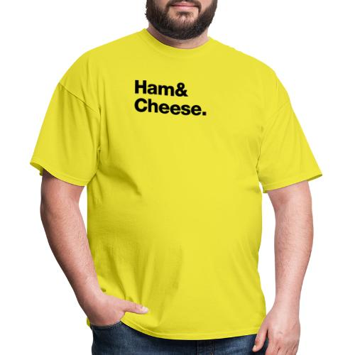 Ham & Cheese. - Men's T-Shirt