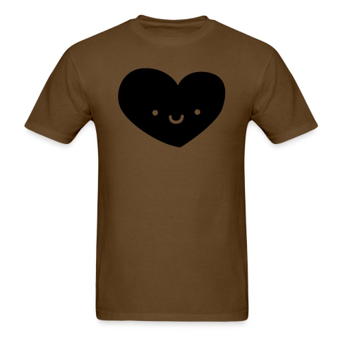 Happy heart - Men's T-Shirt