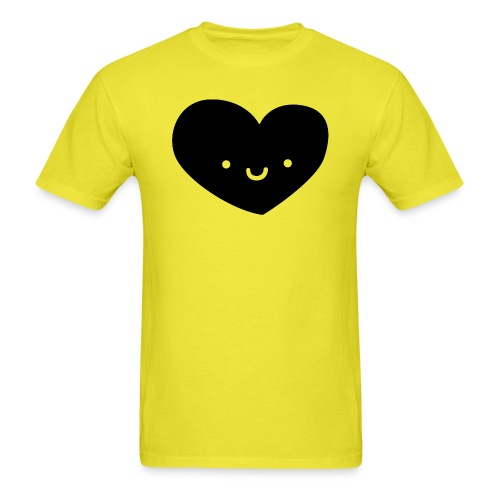 Happy heart - Men's T-Shirt