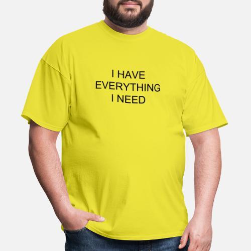 تيشرت - Men's T-Shirt