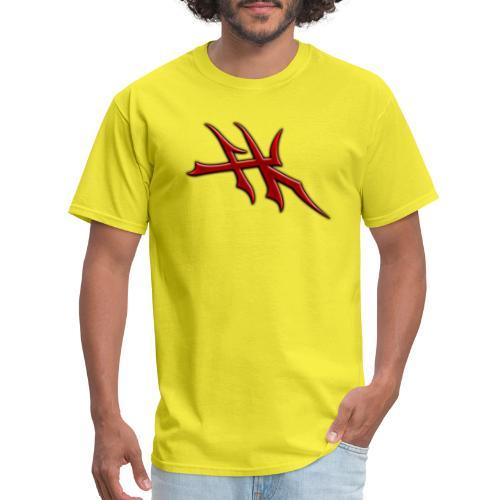 Blayde Symbol (Red) - Men's T-Shirt