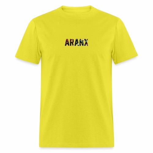 Aranx Logo - Men's T-Shirt