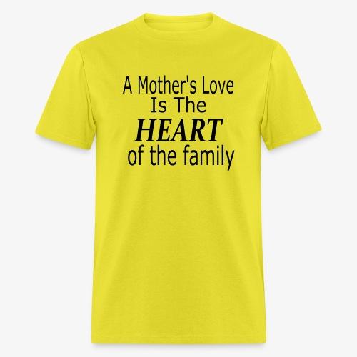 A mother's love - Men's T-Shirt