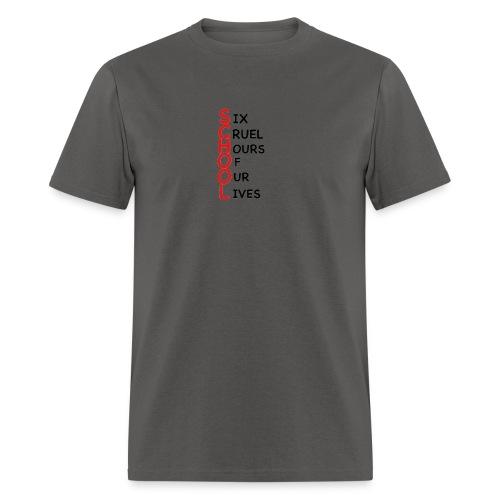 School - Men's T-Shirt