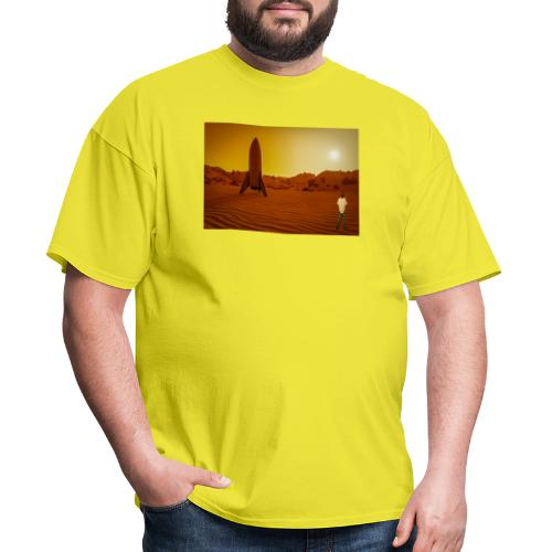 Going Into Space - Men's T-Shirt