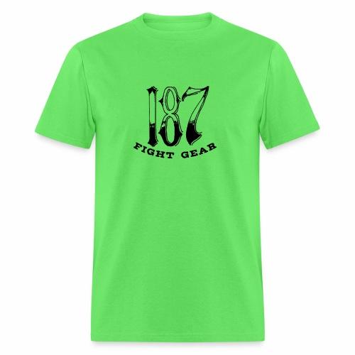 Trevor Loomes 187 Fight Gear Logo Best Sellers - Men's T-Shirt