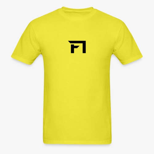 f1 black - Men's T-Shirt