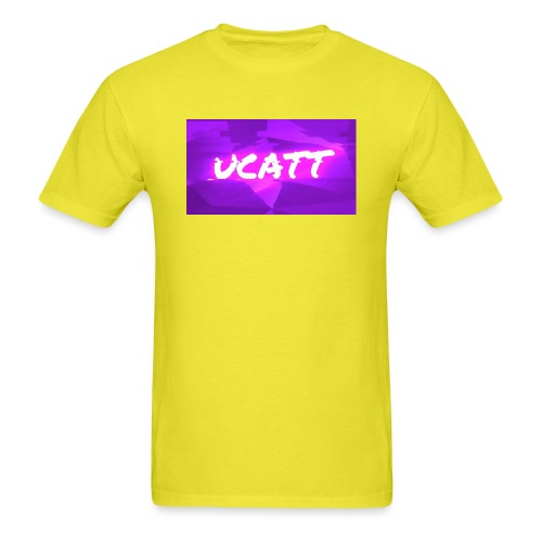 UCATT Logo - Men's T-Shirt