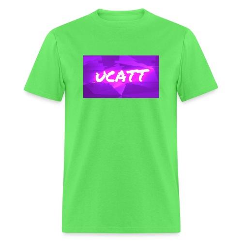 UCATT Logo - Men's T-Shirt