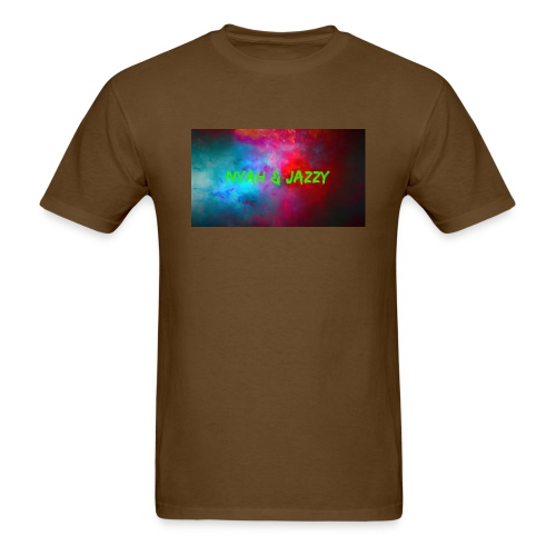 NYAH AND JAZZY - Men's T-Shirt