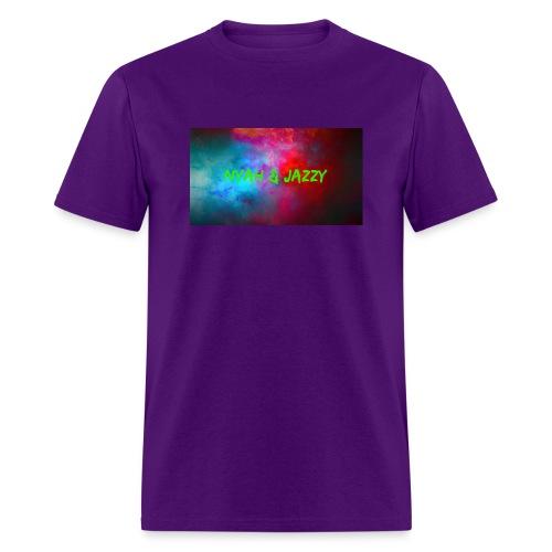 NYAH AND JAZZY - Men's T-Shirt