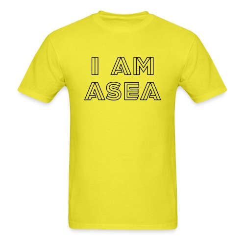 I Am ASEA Sweatshirt - Men's T-Shirt