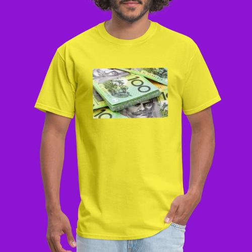 Australian Dollar 100 Notes 1 - Men's T-Shirt