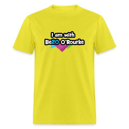 Be20 O'Rourke for President! - Men's T-Shirt