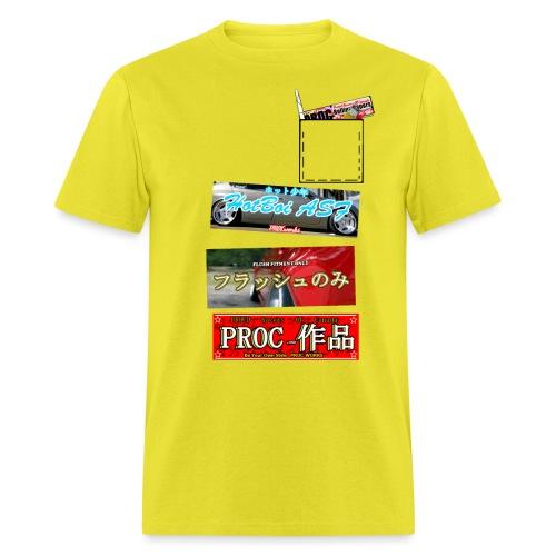 firstshirt gif - Men's T-Shirt