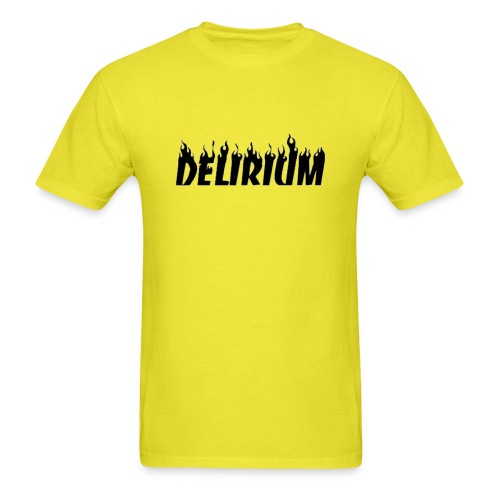Delirium Fire Logo - Men's T-Shirt