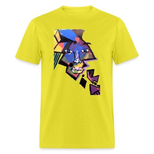 Face Me Artwork - Men's T-Shirt