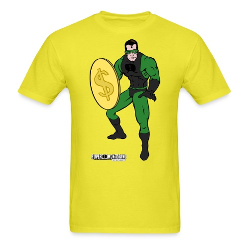 Superhero 4 - Men's T-Shirt
