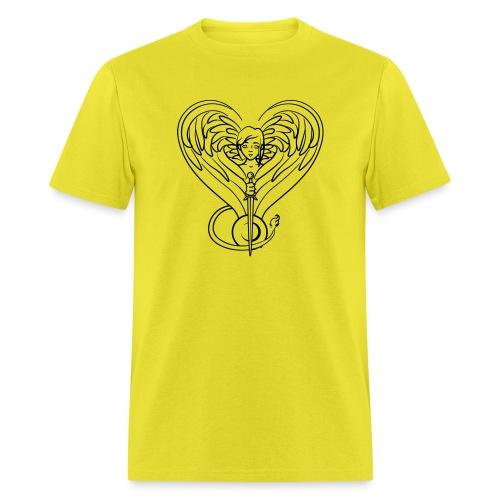 Sphinx valentine - Men's T-Shirt