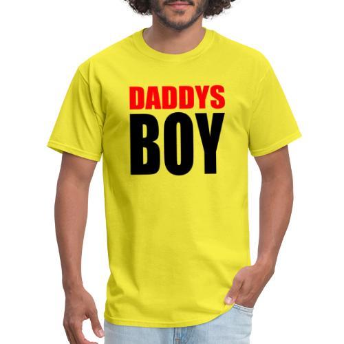 DADDYS BOY - No. 002 - Men's T-Shirt