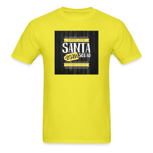 SANTA SQUAD - Men's T-Shirt