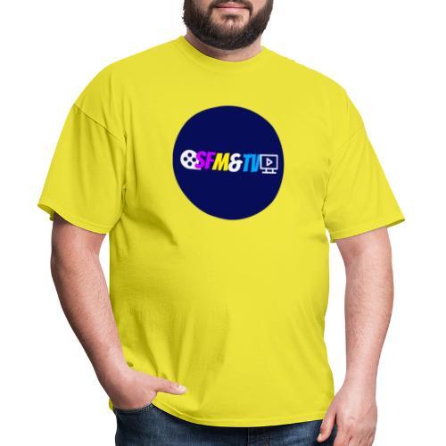 SFM&TV | ScienceFictionMoviesTV.Com - Men's T-Shirt