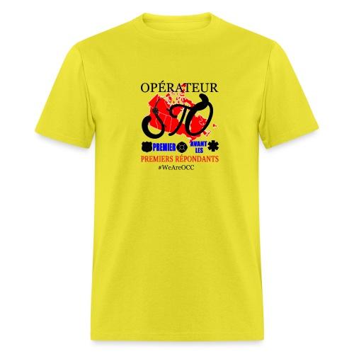 Operateur STO plus size - Men's T-Shirt