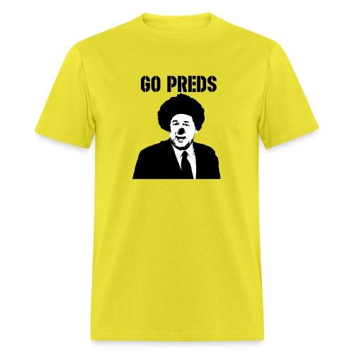 Go Predators - Men's T-Shirt