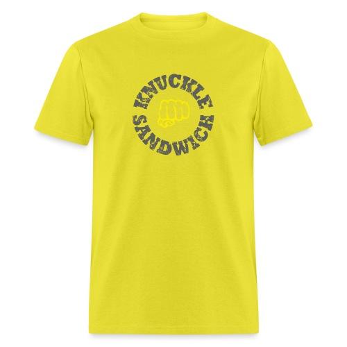 Knuckle Sandwich - Men's T-Shirt